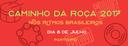 Banner - Caminho da Roça - 2017