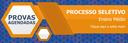 Banner - Processo Seletivo | Ensino Médio [Lista de Espera]