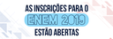 ENEM 2019 Abertas