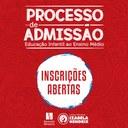 Colégio Izabela Hendrix recebe inscrições para o Processo de Admissão de Novos Alunos para 2020