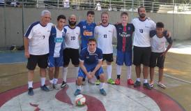 Desafio de Futsal: Alunos x Professores