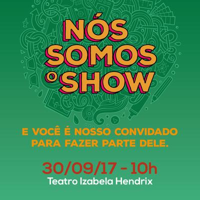 Izabela Hendrix promove nova edição do tradicional evento Nós Somos o Show