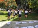 Alunos do 4º ano do Ensino Fundamental 1 exploram linguagem cartográfica