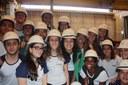 Alunos do Ensino Médio fazem visita técnica à Termelétrica de Igarapé