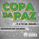 Colégio Izabela Hendrix promove Copa da Paz 2018 para alunos
