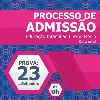 Colégio Izabela Hendrix recebe inscrições para o Processo de Admissão de Novos Alunos para 2018