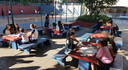 Estudantes do Colégio Izabela Hendrix participam de oficina de jogos matemáticos