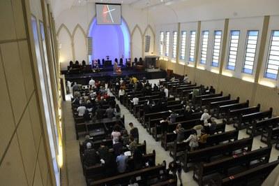 Igreja Metodista Central celebra seus 122 anos
