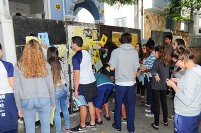 Inglês e artes amplificam recursos dos estudantes