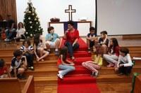 Izabela Hendrix realiza Cantata de Natal