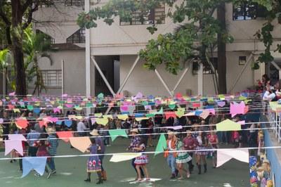 Izabela Hendrix realiza o evento Caminho da Roça: Nos Ritmos Brasileiros