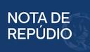 NOTA DE REPÚDIO À APOLOGIA DA TORTURA