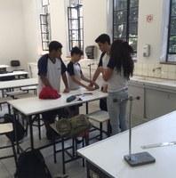 Projeto de Iniciação Científica estimula alunos à pesquisa e elaboração de projetos