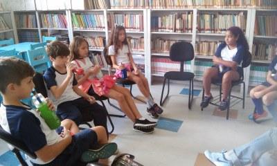Projeto Solidariedade incentiva os estudantes a trabalharem para um mundo melhor