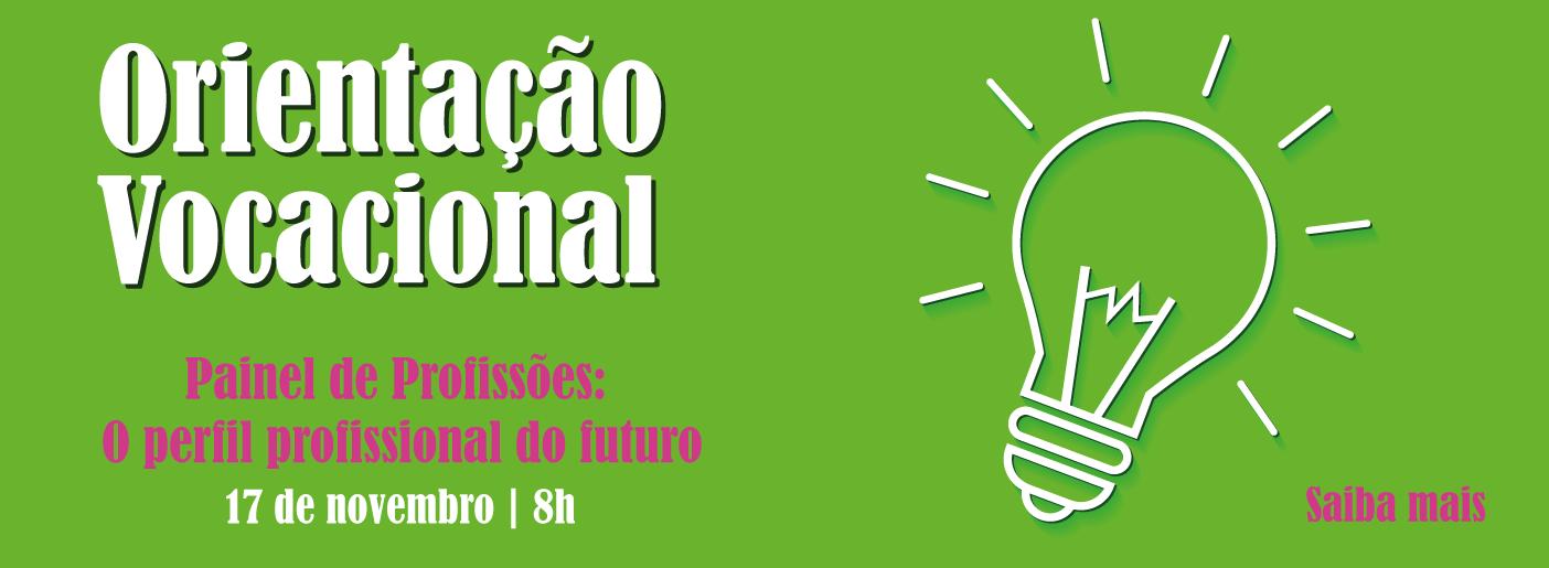 Orientação Vocacional - 17/11/2017